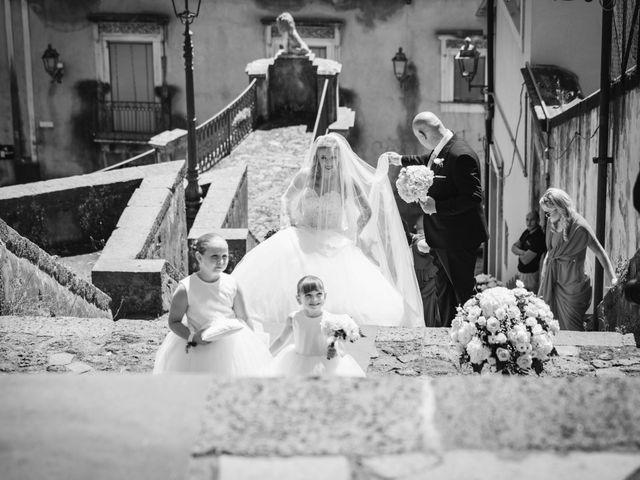 Il matrimonio di Ottavia e Giuseppe a Trecastagni, Catania 33