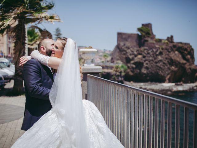 Il matrimonio di Ottavia e Giuseppe a Trecastagni, Catania 43