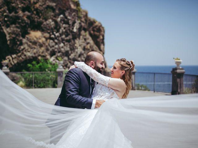 Il matrimonio di Ottavia e Giuseppe a Trecastagni, Catania 1
