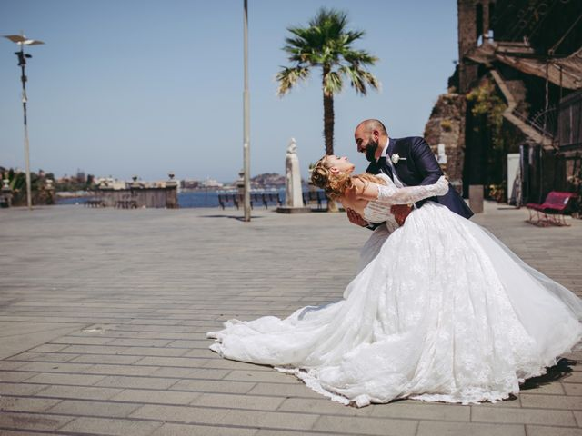 Il matrimonio di Ottavia e Giuseppe a Trecastagni, Catania 46