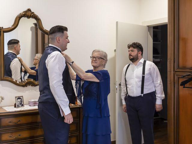 Il matrimonio di Mauro e Michela a San Colombano al Lambro, Milano 5