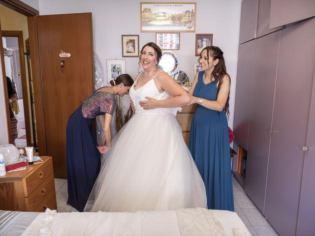 Il matrimonio di Mauro e Michela a San Colombano al Lambro, Milano 19