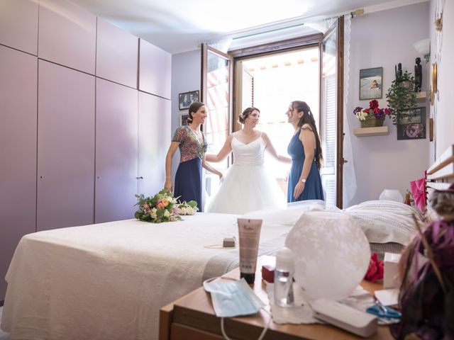 Il matrimonio di Mauro e Michela a San Colombano al Lambro, Milano 25