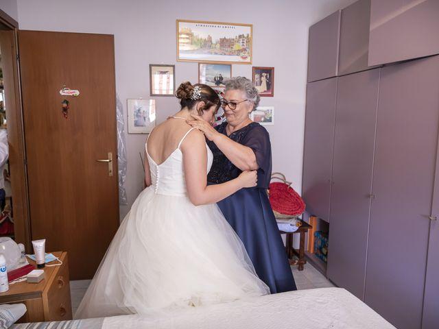 Il matrimonio di Mauro e Michela a San Colombano al Lambro, Milano 28