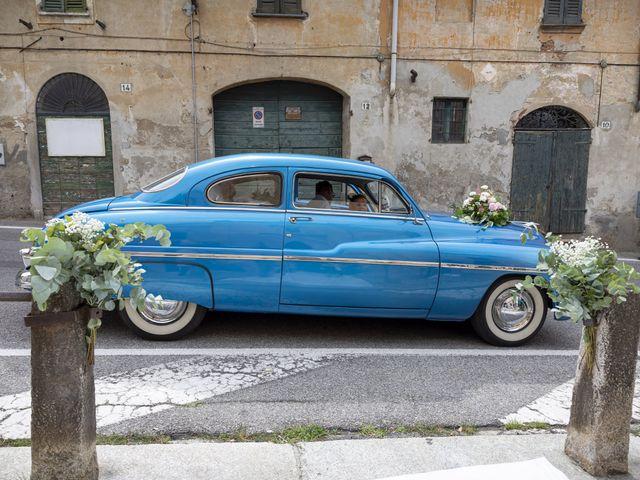 Il matrimonio di Mauro e Michela a San Colombano al Lambro, Milano 33