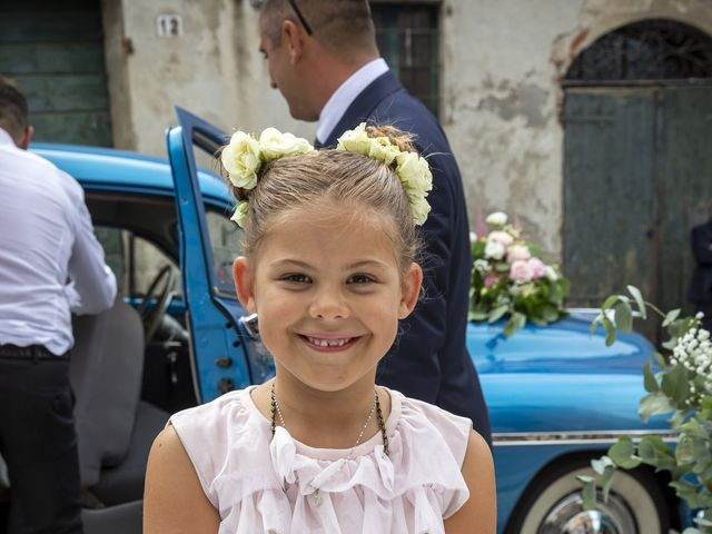Il matrimonio di Mauro e Michela a San Colombano al Lambro, Milano 34