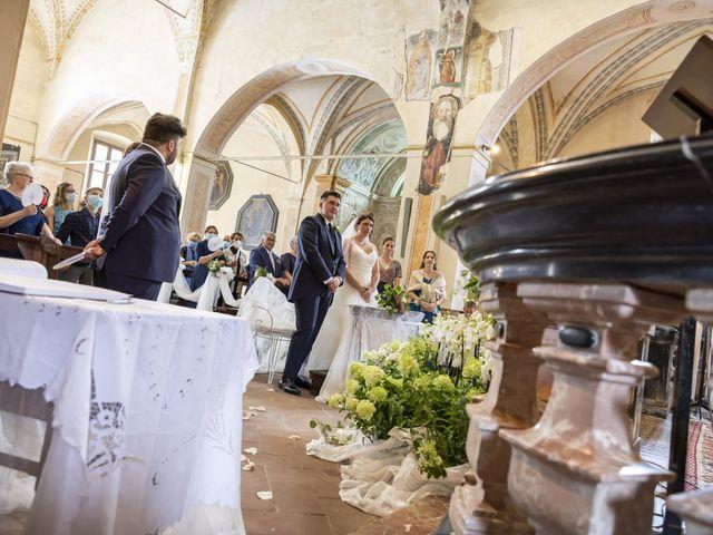 Il matrimonio di Mauro e Michela a San Colombano al Lambro, Milano 37