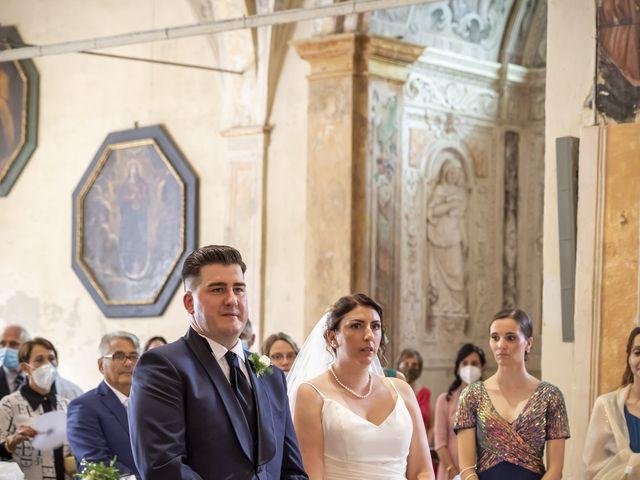 Il matrimonio di Mauro e Michela a San Colombano al Lambro, Milano 38