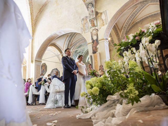 Il matrimonio di Mauro e Michela a San Colombano al Lambro, Milano 39