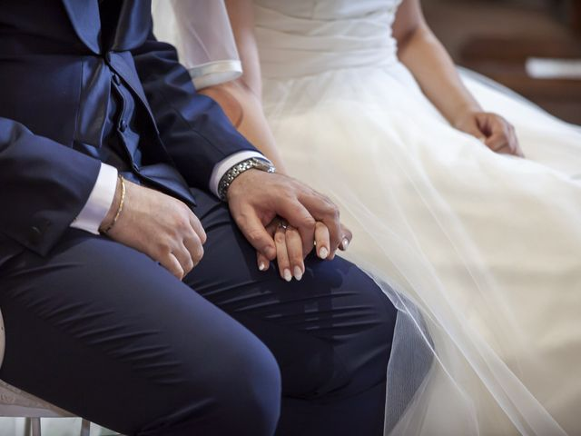 Il matrimonio di Mauro e Michela a San Colombano al Lambro, Milano 40