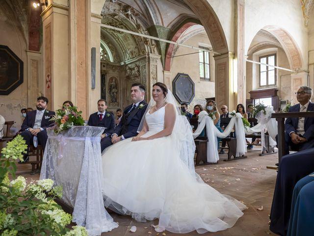 Il matrimonio di Mauro e Michela a San Colombano al Lambro, Milano 42