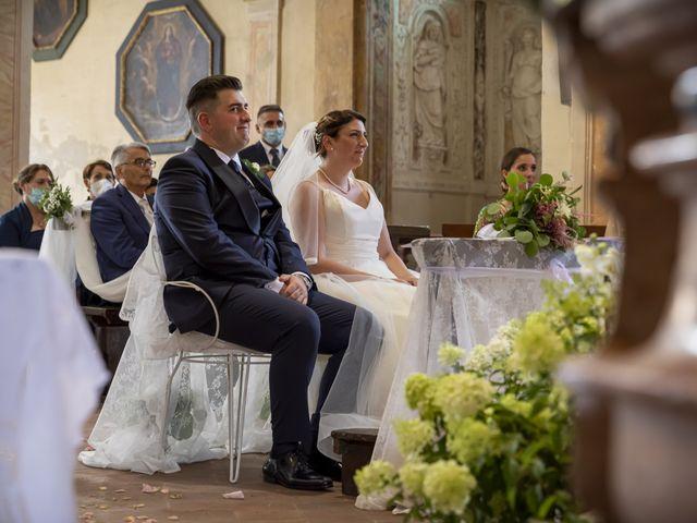 Il matrimonio di Mauro e Michela a San Colombano al Lambro, Milano 44