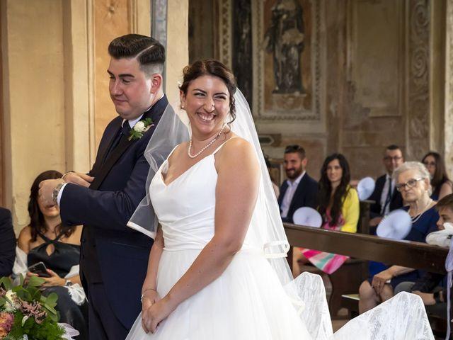 Il matrimonio di Mauro e Michela a San Colombano al Lambro, Milano 45