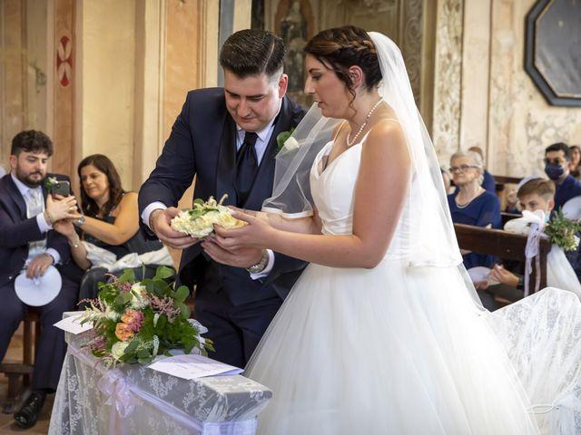 Il matrimonio di Mauro e Michela a San Colombano al Lambro, Milano 47