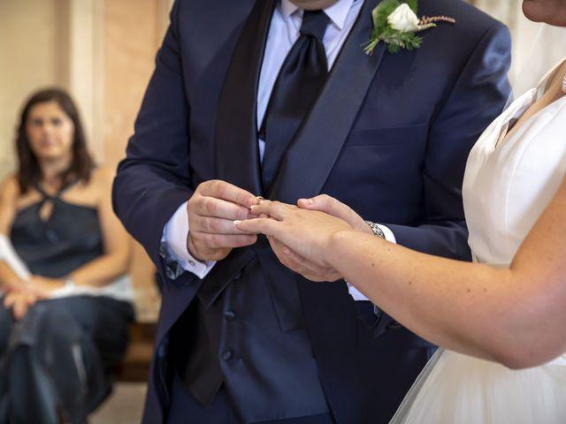 Il matrimonio di Mauro e Michela a San Colombano al Lambro, Milano 49