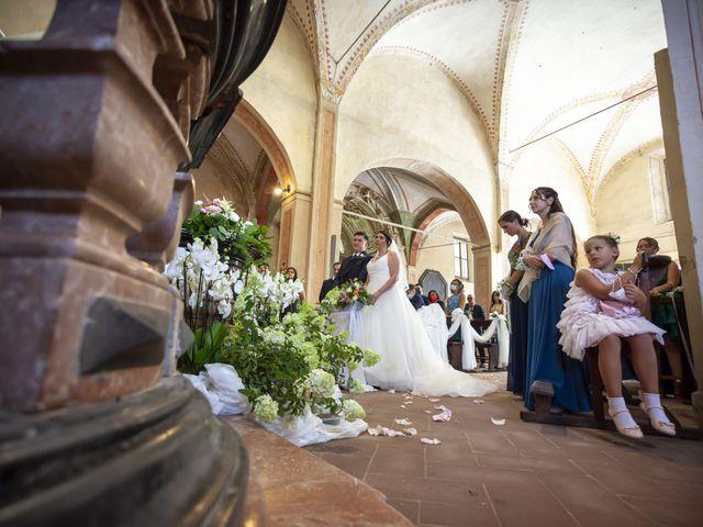 Il matrimonio di Mauro e Michela a San Colombano al Lambro, Milano 52