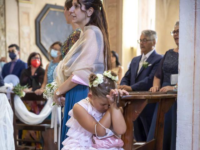 Il matrimonio di Mauro e Michela a San Colombano al Lambro, Milano 53