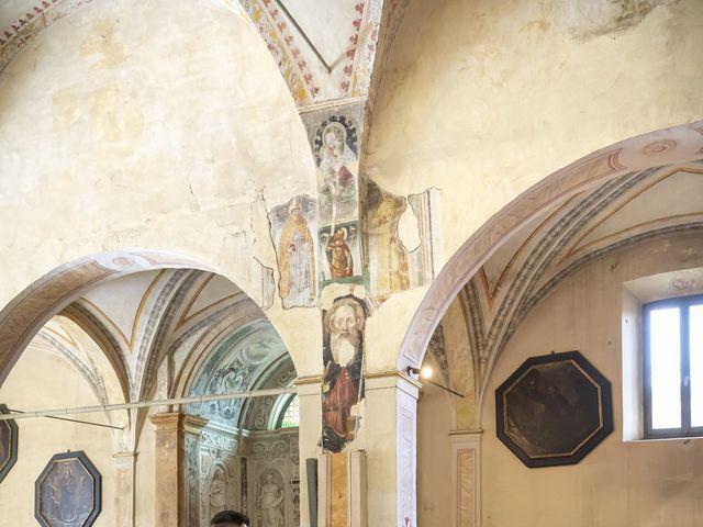 Il matrimonio di Mauro e Michela a San Colombano al Lambro, Milano 54