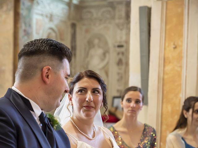 Il matrimonio di Mauro e Michela a San Colombano al Lambro, Milano 56