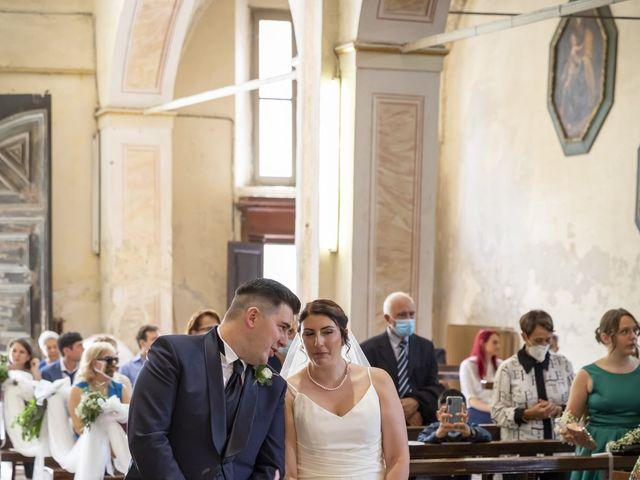 Il matrimonio di Mauro e Michela a San Colombano al Lambro, Milano 57