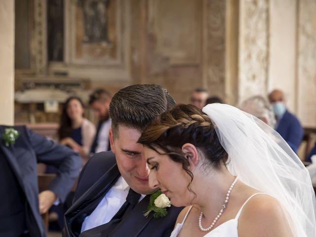 Il matrimonio di Mauro e Michela a San Colombano al Lambro, Milano 58