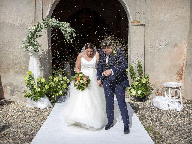 Il matrimonio di Mauro e Michela a San Colombano al Lambro, Milano 60