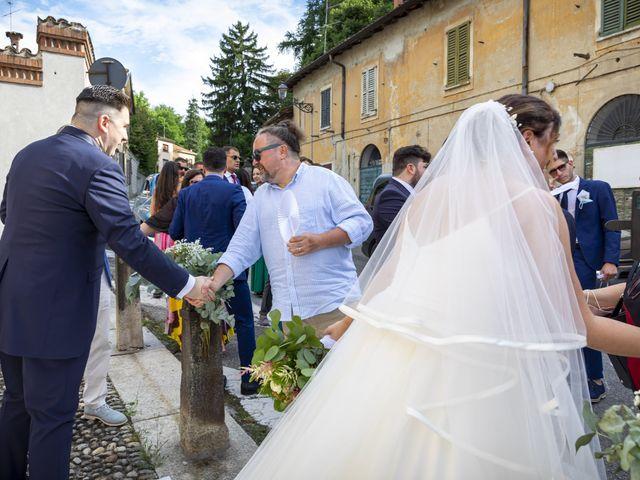 Il matrimonio di Mauro e Michela a San Colombano al Lambro, Milano 64