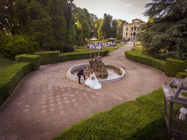 Il matrimonio di Mauro e Michela a San Colombano al Lambro, Milano 1