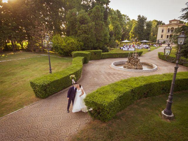 Il matrimonio di Mauro e Michela a San Colombano al Lambro, Milano 71