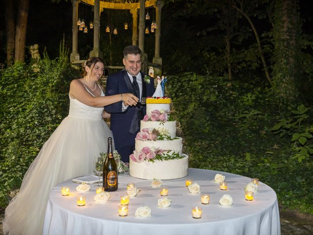 Il matrimonio di Mauro e Michela a San Colombano al Lambro, Milano 77
