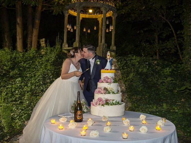 Il matrimonio di Mauro e Michela a San Colombano al Lambro, Milano 78