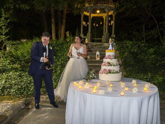 Il matrimonio di Mauro e Michela a San Colombano al Lambro, Milano 79