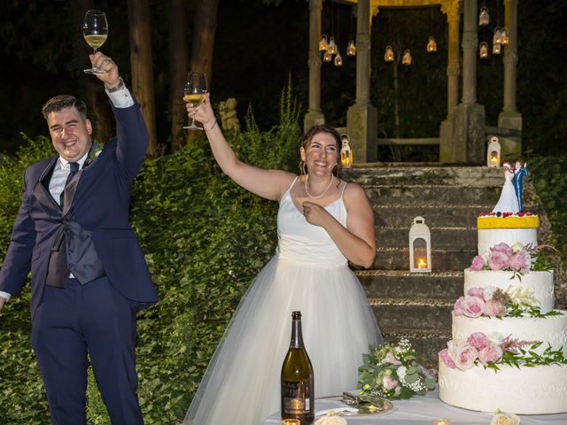 Il matrimonio di Mauro e Michela a San Colombano al Lambro, Milano 80
