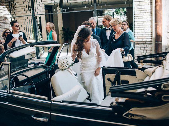 Il matrimonio di Luca e Claudia a Surbo, Lecce 18