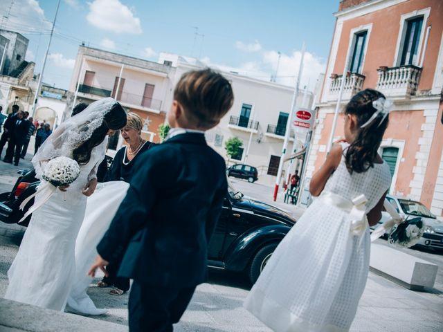 Il matrimonio di Luca e Claudia a Surbo, Lecce 19