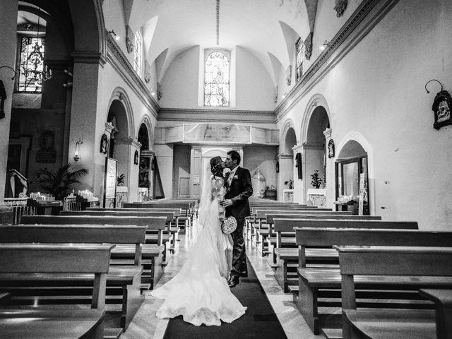Il matrimonio di Luca e Claudia a Surbo, Lecce 22