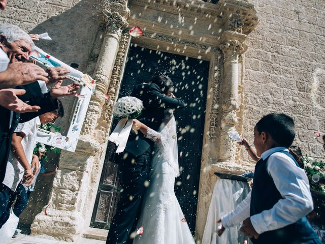 Il matrimonio di Luca e Claudia a Surbo, Lecce 23