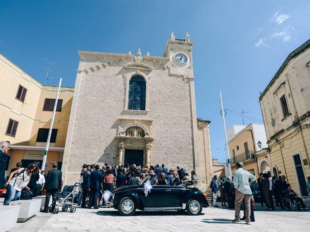 Il matrimonio di Luca e Claudia a Surbo, Lecce 24