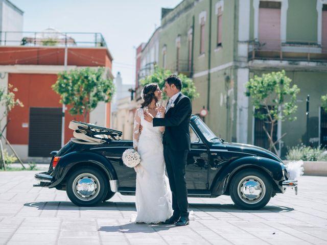 Il matrimonio di Luca e Claudia a Surbo, Lecce 25