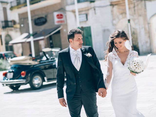 Il matrimonio di Luca e Claudia a Surbo, Lecce 26