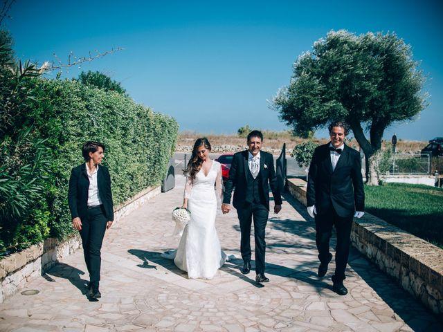 Il matrimonio di Luca e Claudia a Surbo, Lecce 29