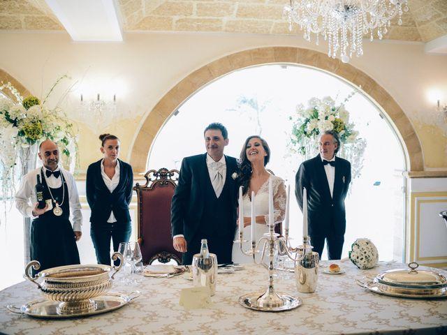 Il matrimonio di Luca e Claudia a Surbo, Lecce 36
