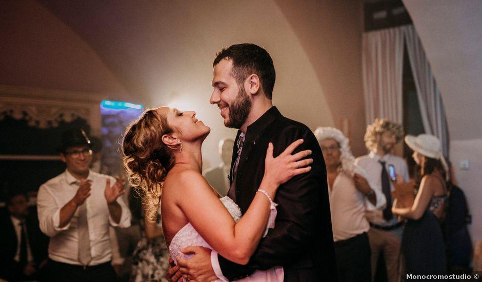 Il matrimonio di Andrea e Arianna a Cumiana, Torino