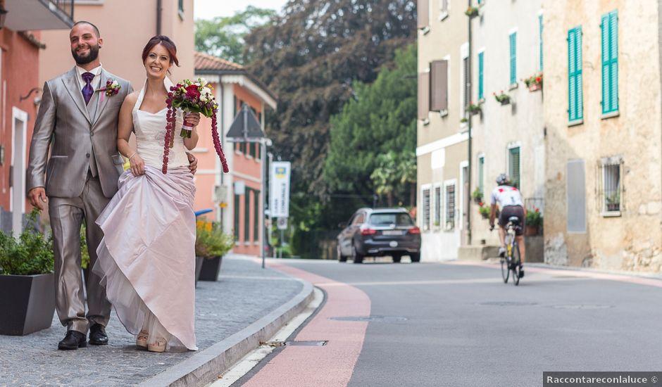 Il matrimonio di Matteo e Derborah a Como, Como