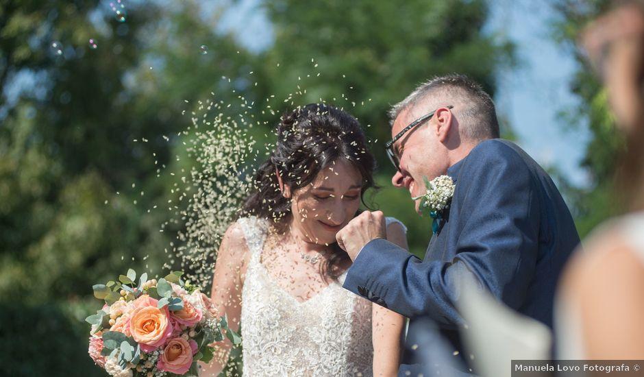 Il matrimonio di Federico e Silvia a Invorio, Novara
