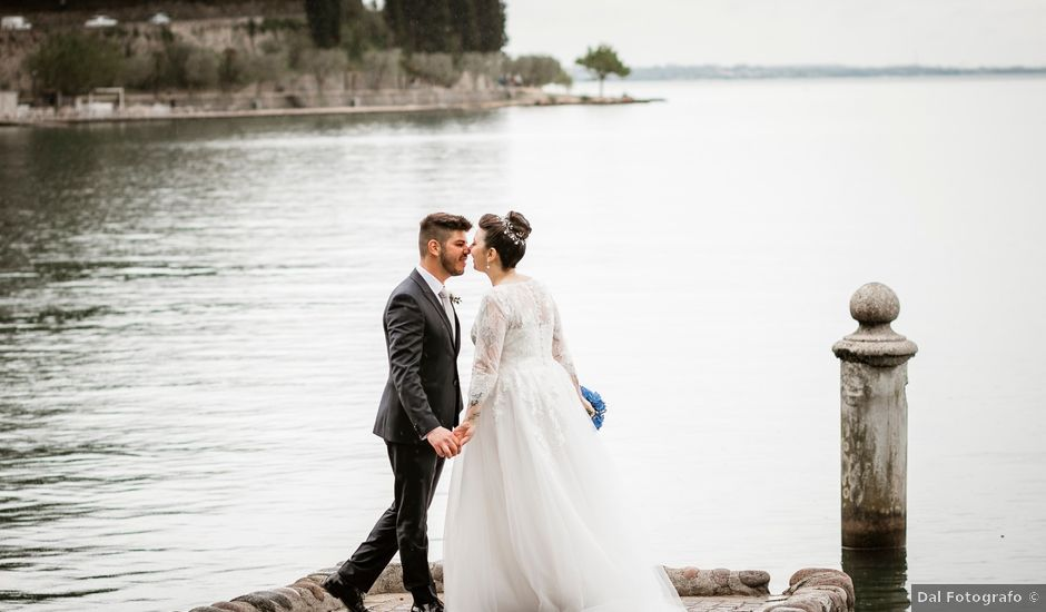 Il matrimonio di Gianfabio e Giorgia a Verona, Verona