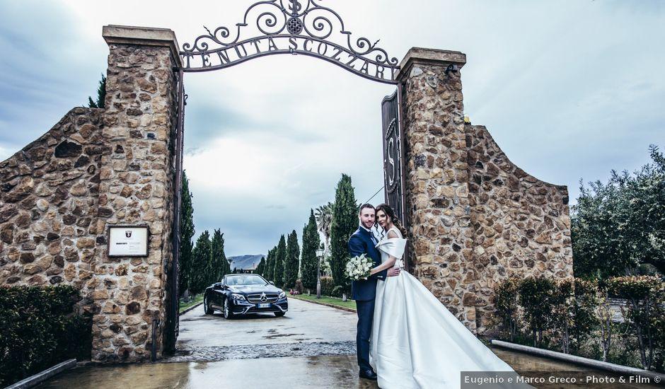 Il matrimonio di Riccardo e Cettina a Palermo, Palermo