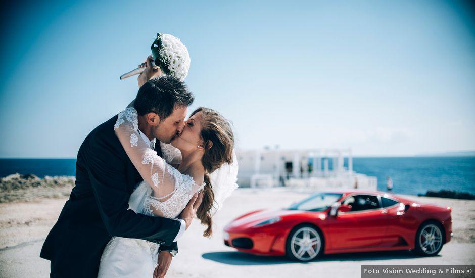 Il matrimonio di Luca e Claudia a Surbo, Lecce