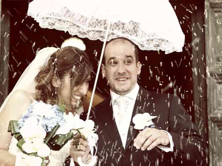 Le nozze di Marilena e Florian