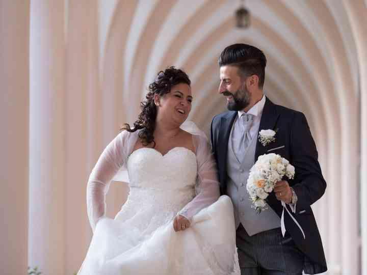 Le nozze di Desiree e Antonio